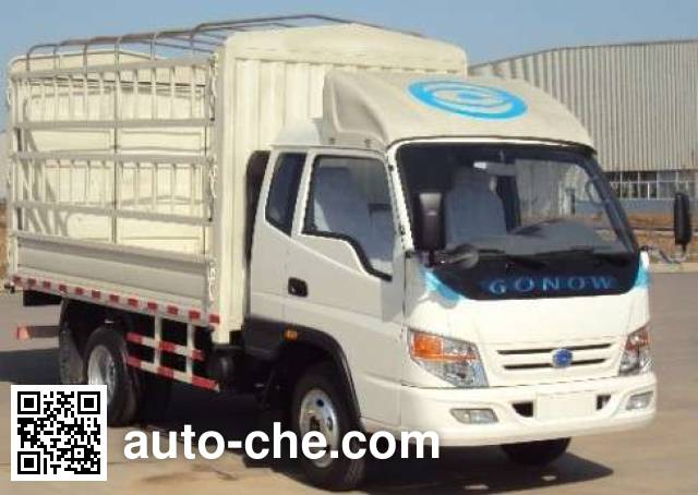 吉奥牌GA5040PCTCXYE3A仓栅式运输车