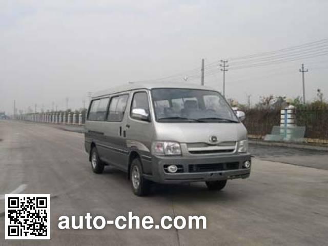 吉奥牌GA6530轻型客车