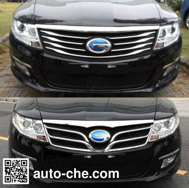 Trumpchi GAC7100SHEVB4 extended range hybrid car
