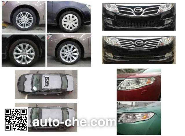 Trumpchi GAC7160B2A4 car