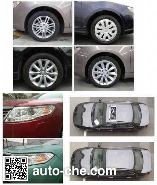 Trumpchi GAC7160B1A4 car