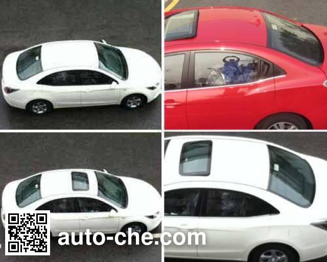Trumpchi GAC7160F2A5A car