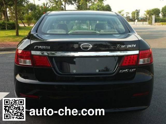 Trumpchi GAC7180B8A5A car