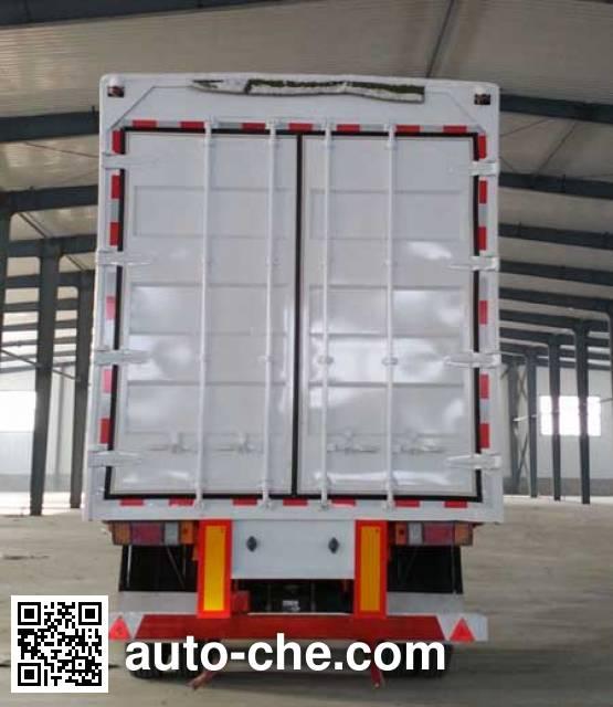Gudemei GDM9350XYK wing van trailer