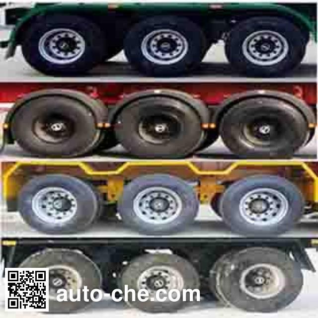Gudemei GDM9400GXH ash transport trailer
