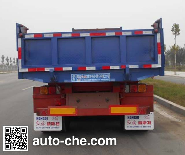 Gudemei GDM9401ZZX dump trailer
