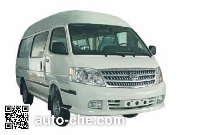 金程牌GDQ6483A1T小型客车