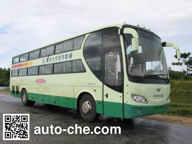 桂林大宇牌GDW6120HW3卧铺客车
