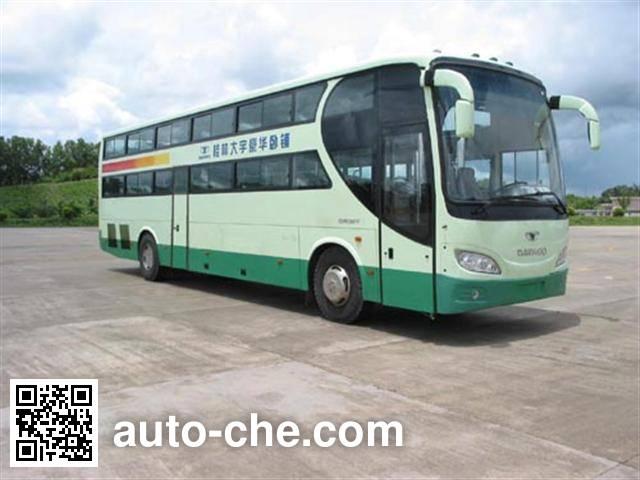 桂林大宇牌GDW6120HW4卧铺客车