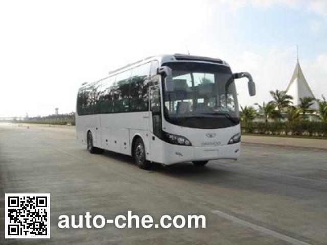 桂林大宇牌GDW6121HW3卧铺客车