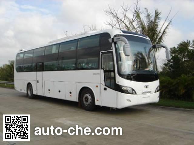 桂林大宇牌GDW6121HW4卧铺客车