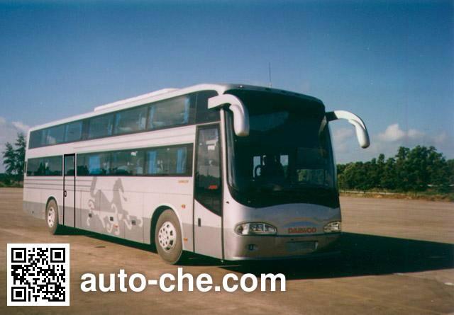 桂林大宇牌GDW6122W卧铺客车