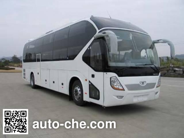 桂林大宇牌GDW6128HW1卧铺客车