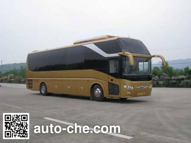 桂林大宇牌GDW6128HWR2卧铺客车
