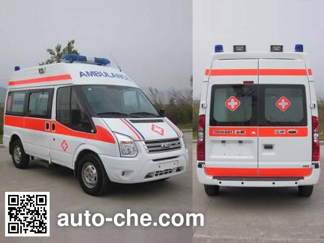 上元牌GDY5031XJHV救护车
