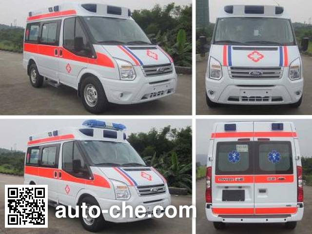 上元牌GDY5031XJHV5救护车