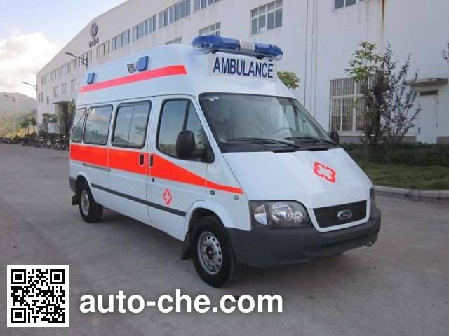 Shangyuan GDY5034XJHV ambulance