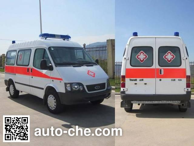 Shangyuan GDY5037XJHV ambulance