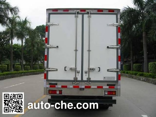 Shangyuan GDY5042XLCZM refrigerated truck