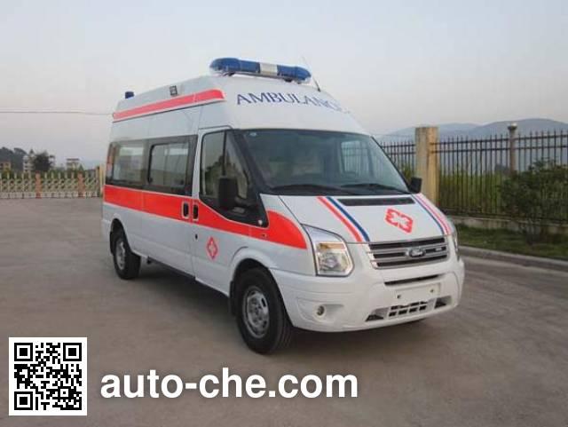 上元牌GDY5043XJHV救护车