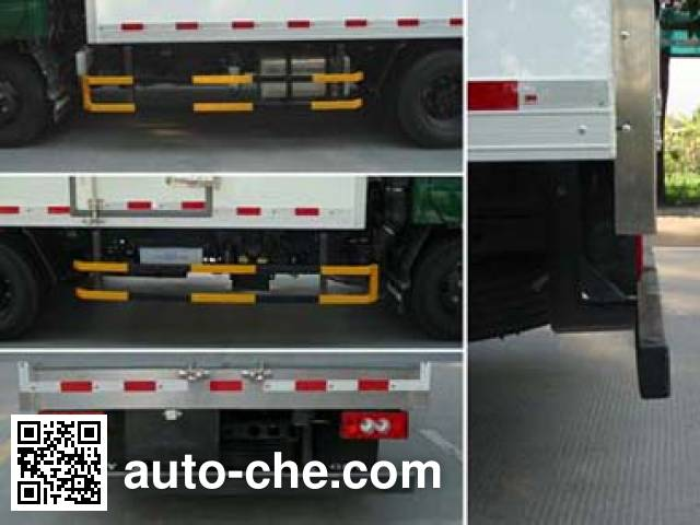 Shangyuan GDY5043XLCBA refrigerated truck