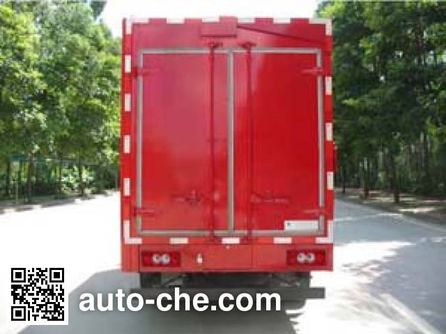 Shangyuan GDY5043XWTBA mobile stage van truck