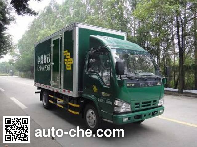 Shangyuan GDY5060XYZQH postal vehicle