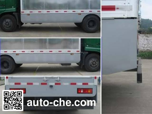 Shangyuan GDY5110XWTDB mobile stage van truck