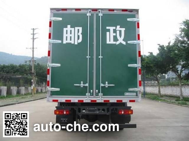Shangyuan GDY5110XYZDB postal vehicle