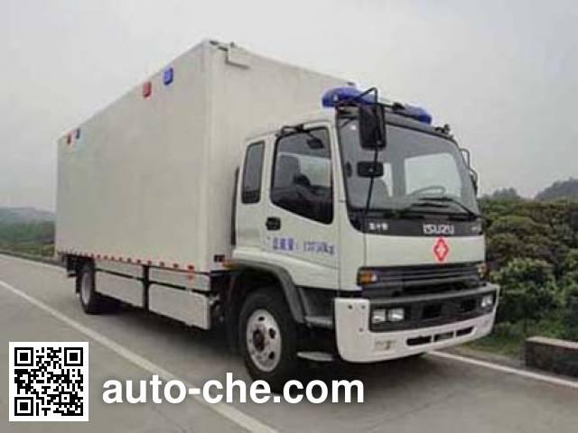 Shangyuan GDY5142XJZQF ambulance support vehicle