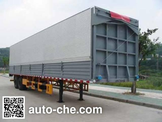 Shangyuan GDY9270XYK wing van trailer
