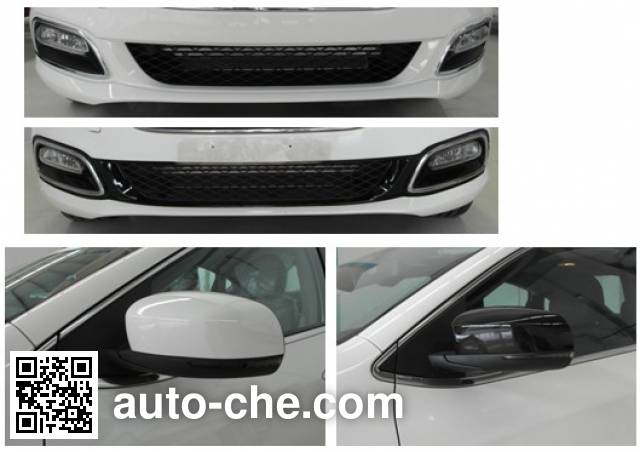 Guangqi Fiat GFA7140AEAB car