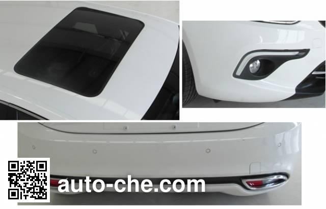 Guangqi Fiat GFA7140BFAA car