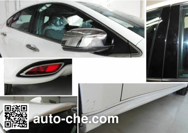 Guangqi Fiat GFA7140BKCB car