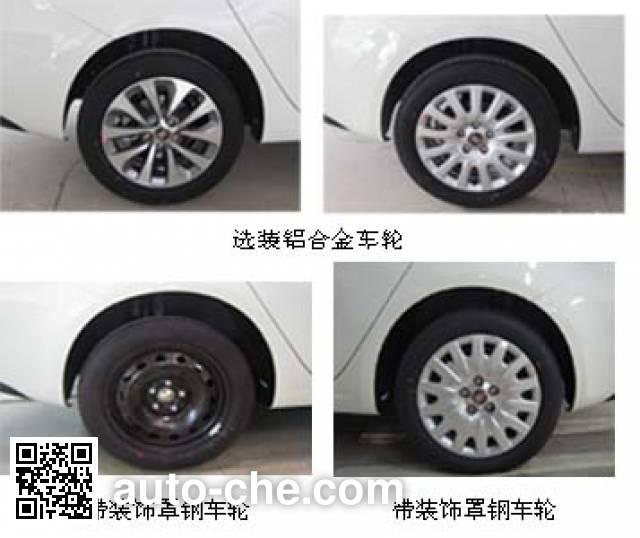 Guangqi Fiat GFA7140AEAA car