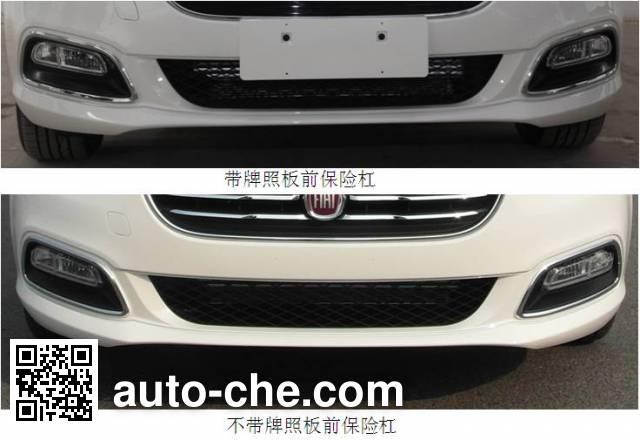 Guangqi Fiat GFA7141AEBB car