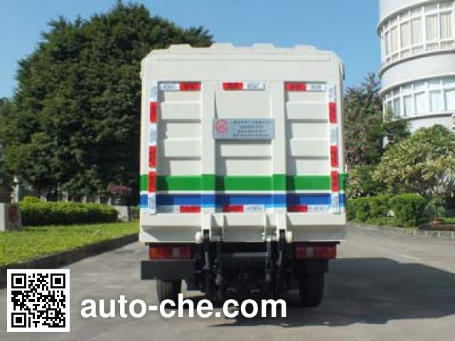 广环牌GH5031XTY密闭式桶装垃圾车