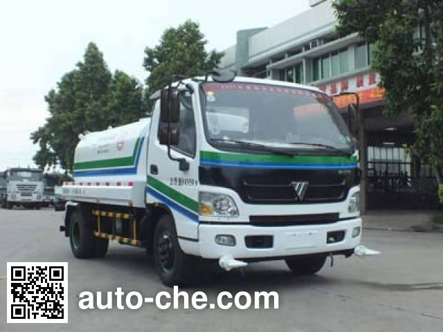 广环牌GH5090GSS洒水车