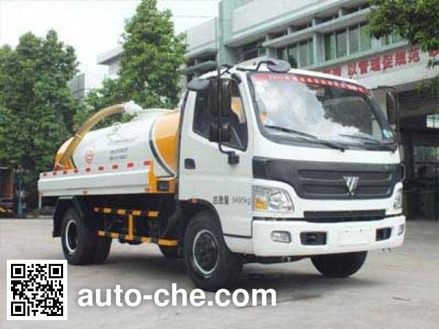 Guanghuan GH5093GXE suction truck