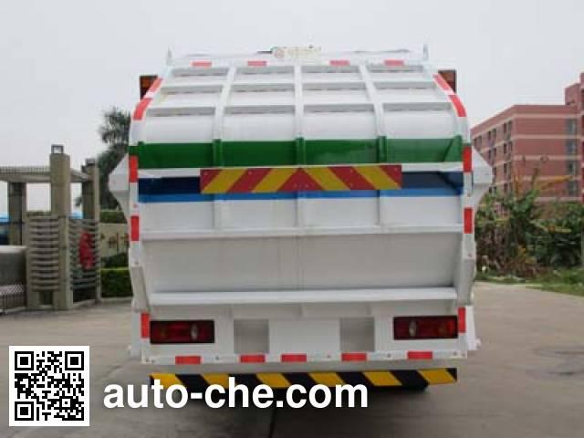 Guanghuan GH5162ZYSDFL garbage compactor truck