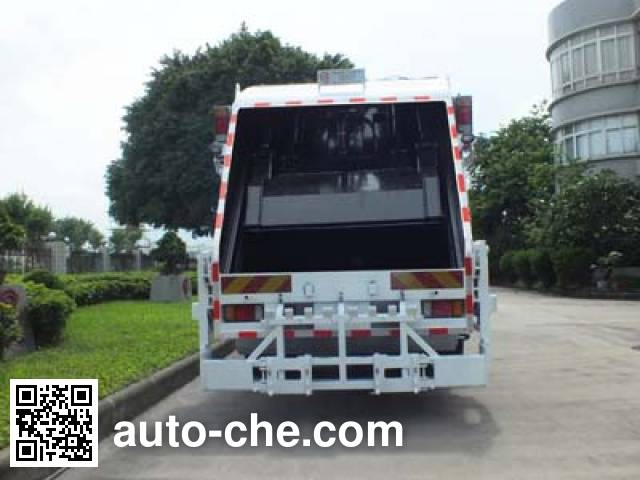 Guanghuan GH5180ZYS garbage compactor truck