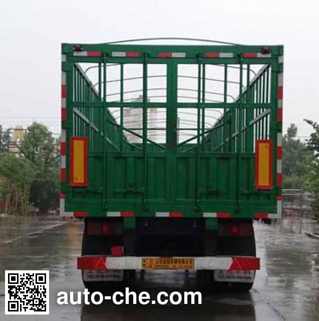 Qilu Hongguan GHG9401CCYE stake trailer