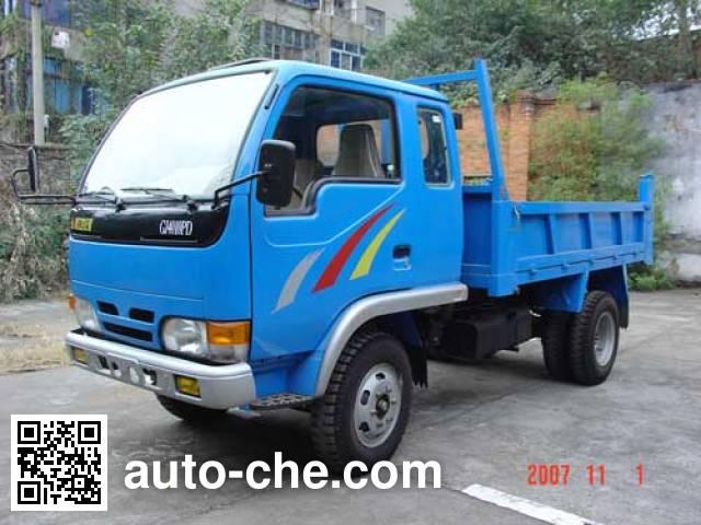 Ganjiang GJ4010PD1 low-speed dump truck