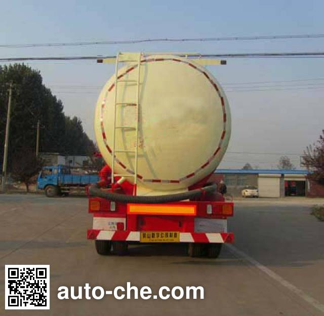 Sipai Feile GJC9401GFL low-density bulk powder transport trailer