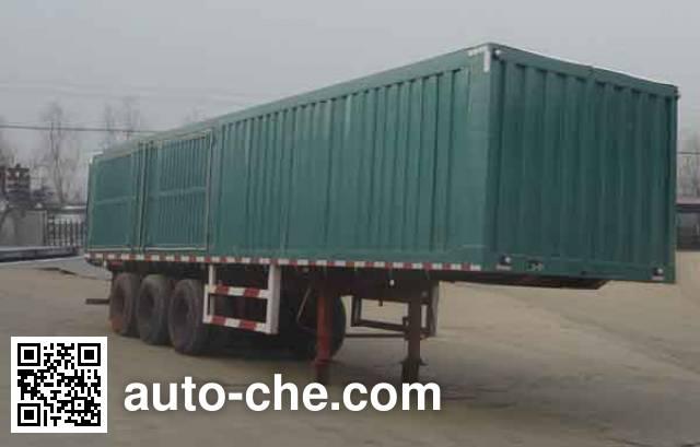 Sipai Feile GJC9401XXY box body van trailer