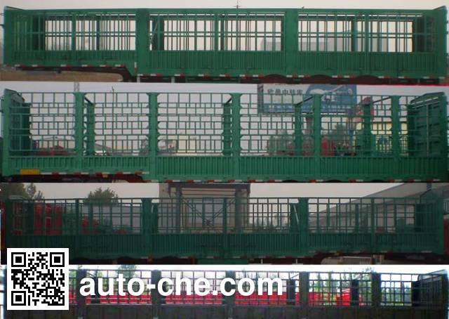 Sipai Feile GJC9402CCY stake trailer