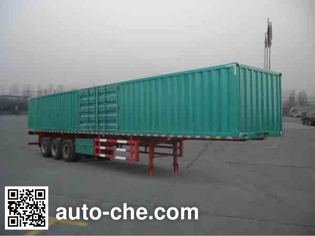 Sipai Feile GJC9402XXY box body van trailer