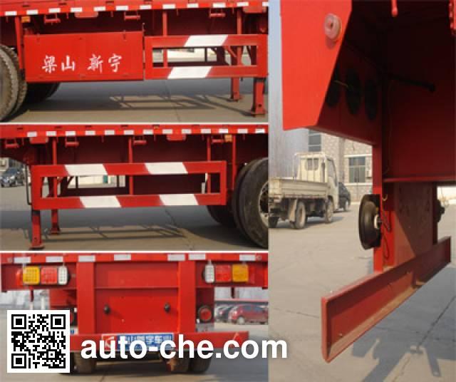 Sipai Feile GJC9400CCY stake trailer