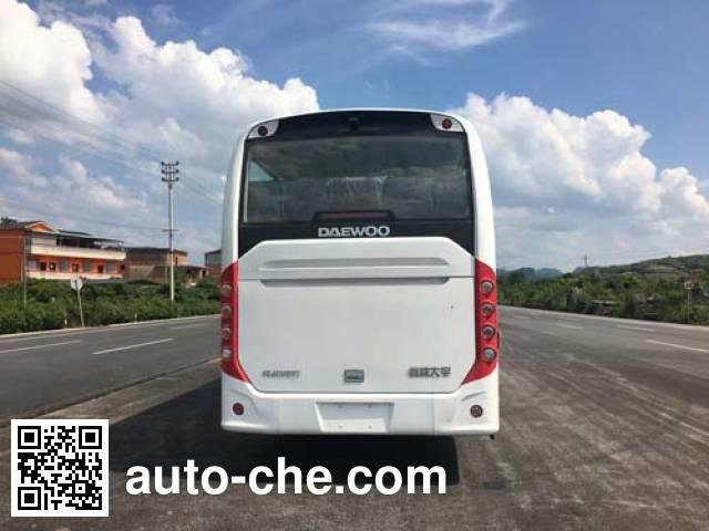 桂林牌GL6118EV1纯电动客车