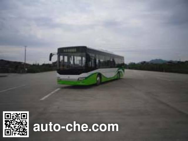 桂林牌GL6120PHEV混合动力城市客车
